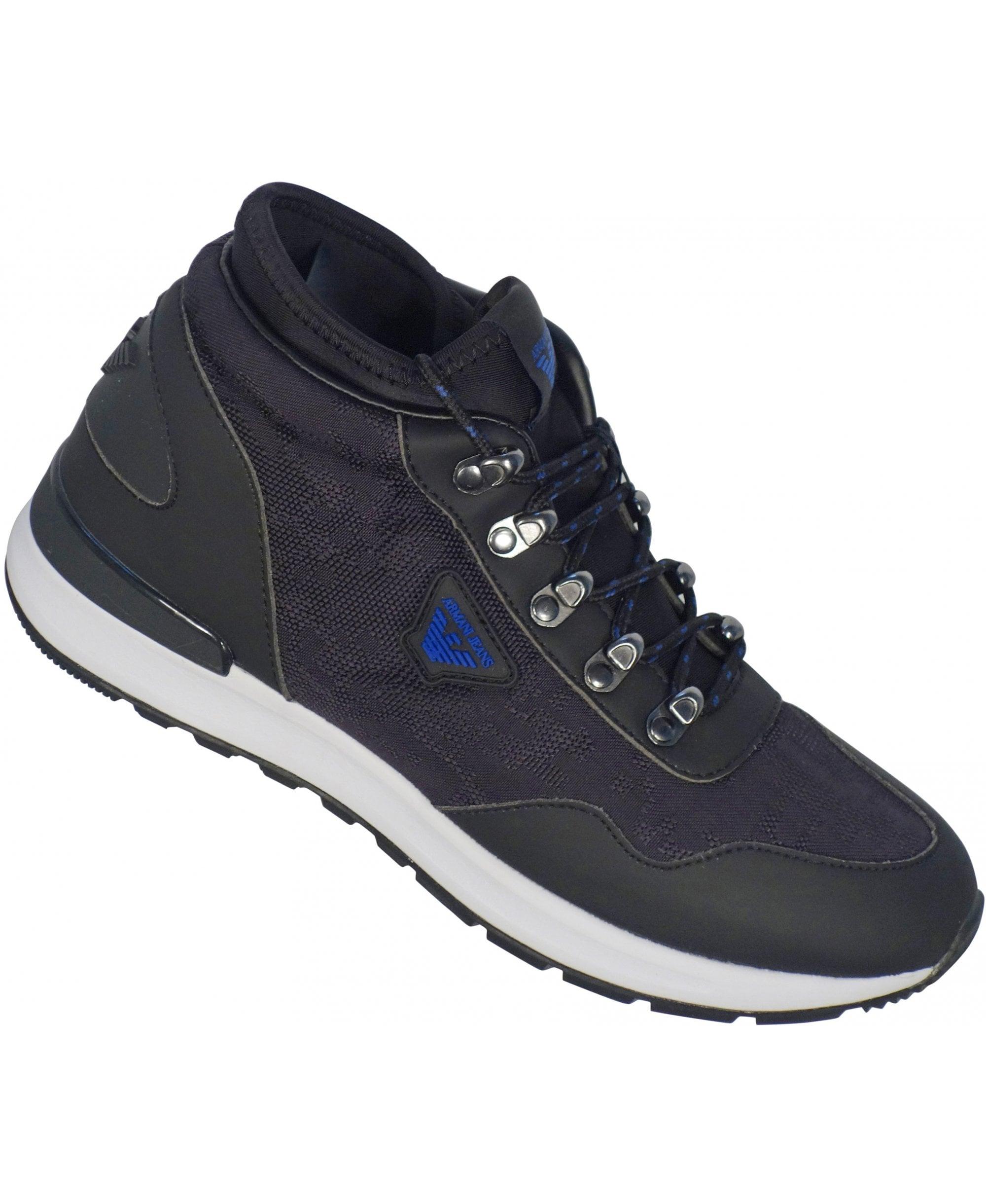 Armani Trainer/boots Hiking Style Mid